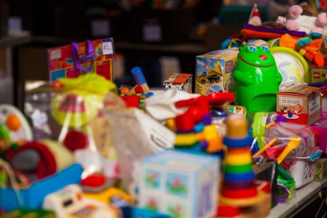 Market Stalls - toys 3