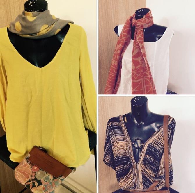 Market Stalls - vintage clothing